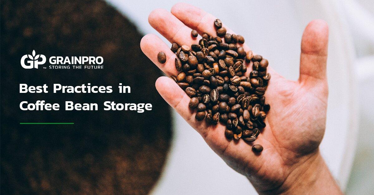 Best Practicess in Coffee Bean Storage