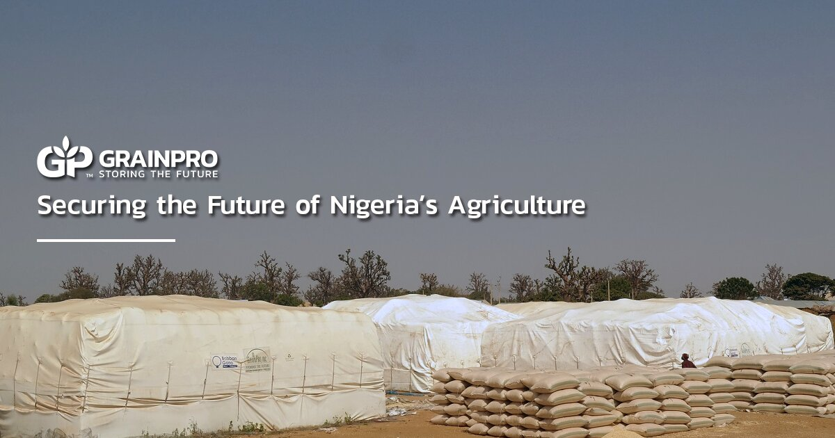 securing the future of agriculture